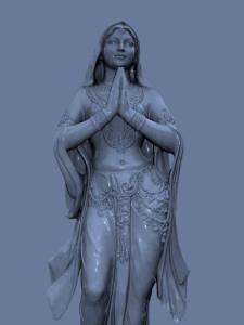 Añjali_Mudrā_(Praṇāmāsana)